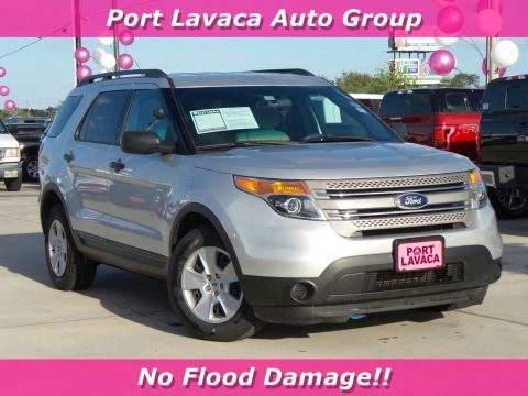 Used Ford Explorer Base