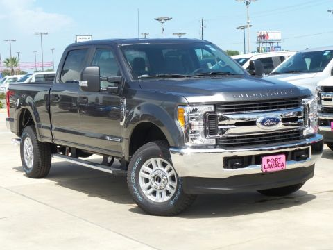 New Ford Super Duty F-250 SRW