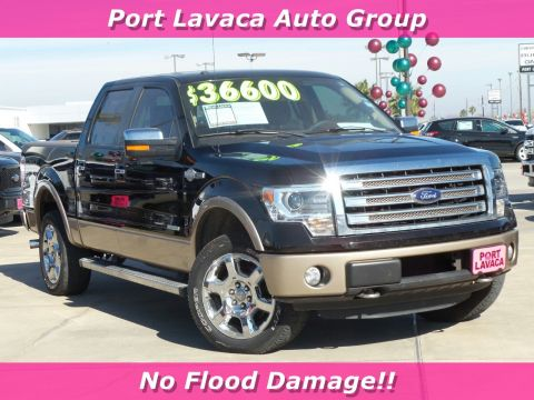 Used Ford F-150 King Ranch