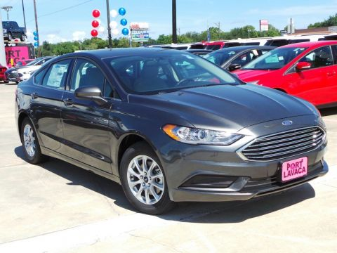 New Ford Fusion S