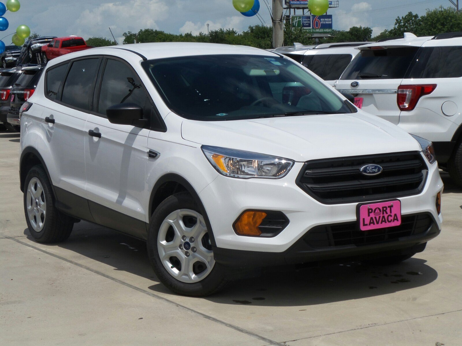 new 2018 ford escape s 4d sport utility in port lavaca ua22326 port lavaca ford. Black Bedroom Furniture Sets. Home Design Ideas