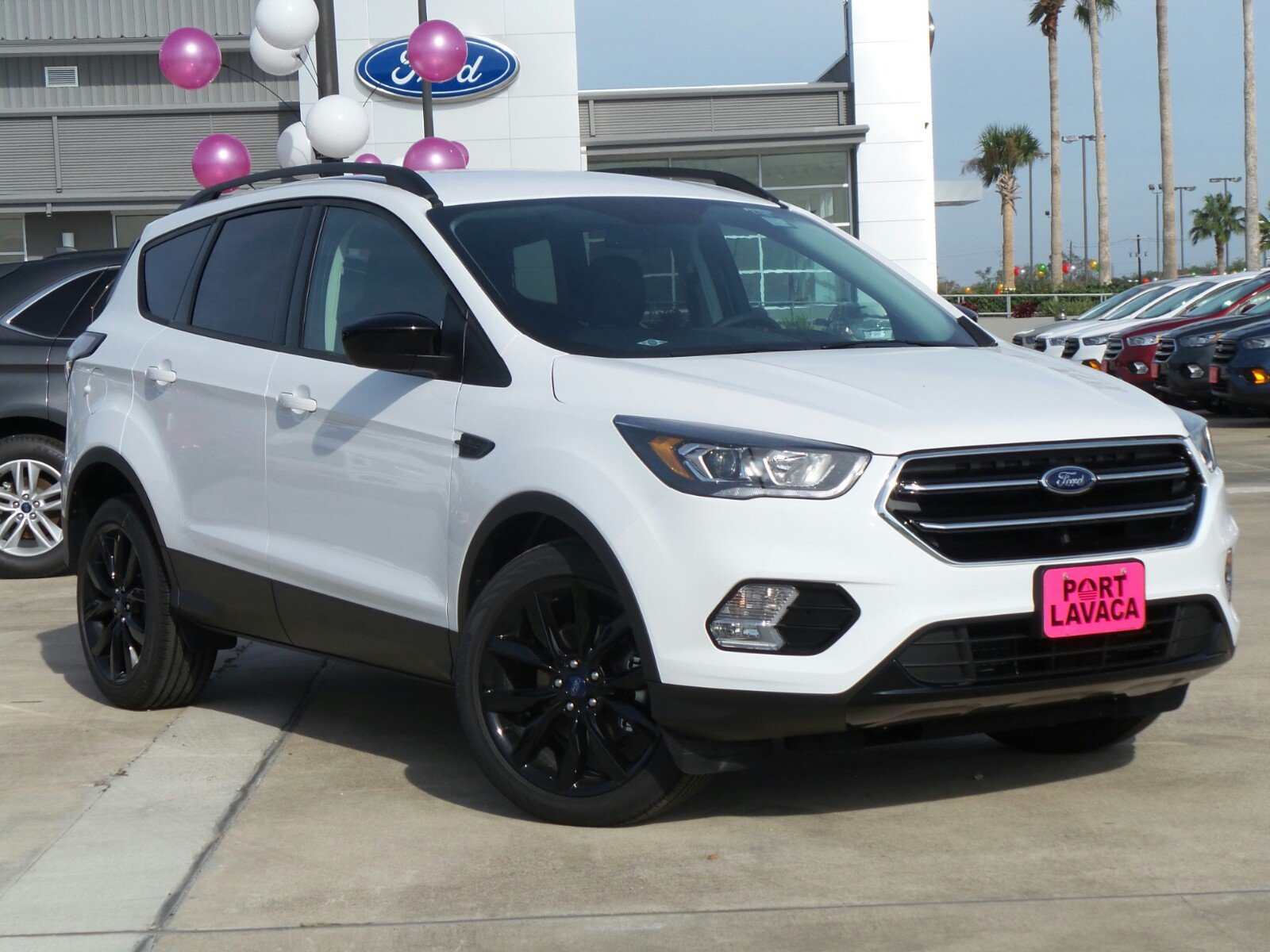 new 2018 ford escape se sport utility in port lavaca ua41817 port lavaca ford. Black Bedroom Furniture Sets. Home Design Ideas