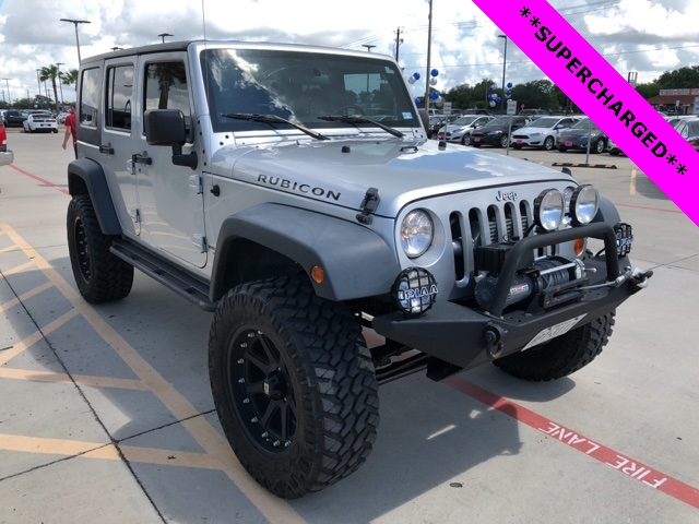 Pre Owned 2007 Jeep Wrangler Unlimited Rubicon