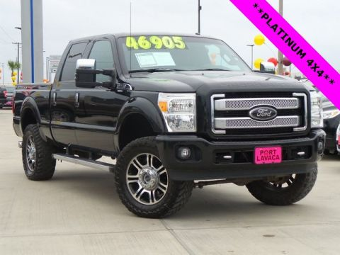 Pre-Owned 2014 Ford F-250SD Platinum