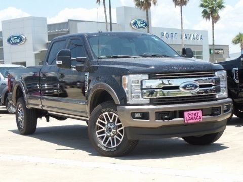 New 2018 Ford F-350SD King Ranch