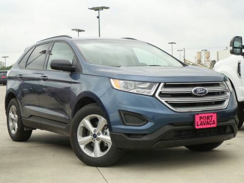 New 2018 Ford Edge SE