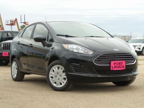 New 2019 Ford Fiesta S