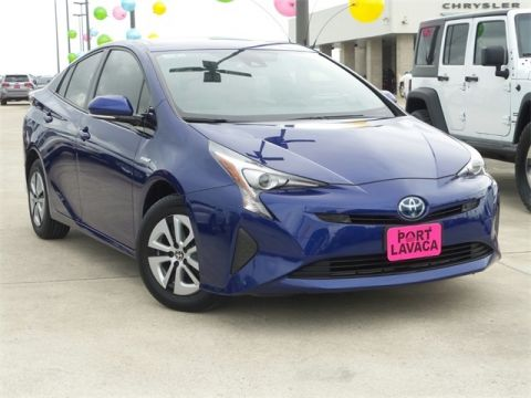 Pre-Owned 2018 Toyota Prius Four